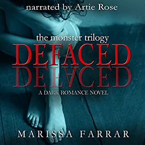 Defaced: A Dark Romance Novel Audiobook