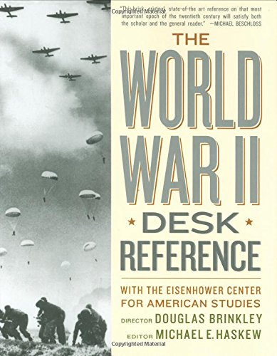 The World War Ii Desk Reference front-74720
