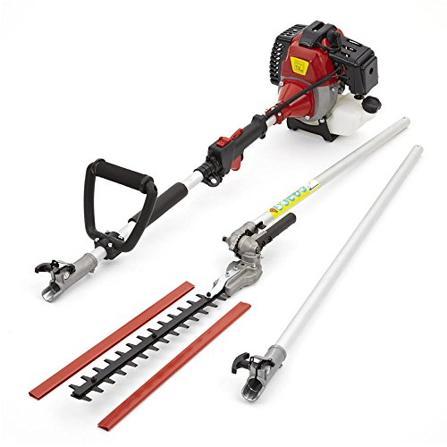 XXX TOOLS Professional Petrol 52cc Long Reach Hedgetrimmer / Hedge Trimmer / Hedge Cutter