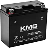 YT12B-BS Sealed Maintenace Free Battery High Performance 12V SMF OEM Replacement Maintenance Free Powersport Motorcycle ATV Scooter