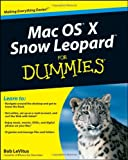 img - for Mac OS X Snow Leopard For Dummies book / textbook / text book
