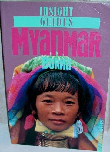 Insight Guides: Burma/Myanmar (Insight Guide Burma)