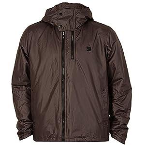 Mens Bench Genghis Jacket in Grey - 2XL