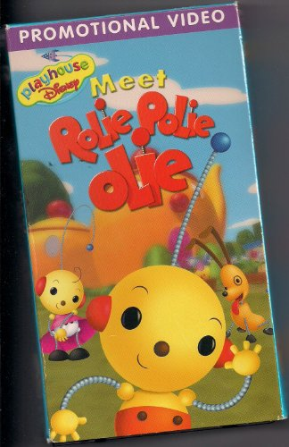 Meet Rolie Polie Olie: