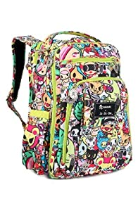 tokidoki x Ju-Ju-Be 'Be Right Back' Diaper Backpack by Ju-Ju-Be