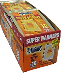 Buy HotHands Body & Hand Super Warmer (40 count) by HotHands