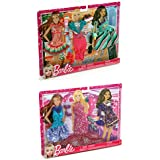 Barbie Fashionista 3 Pack Fashion Outfits - Styles May Vary