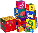 Numbers and Colors Nesting Blocks