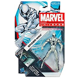 Future Foundation Spider-Man Marvel Universe #014 Series 19 Action Figure