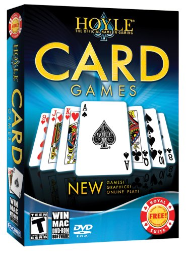Hoyle Card Games 2009 [Old Version] front-261547