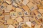 E-FAST� Wooden Scrabble Tiles Full Se...