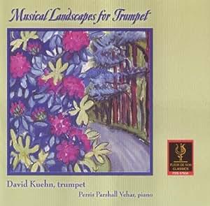 Musical Landscapes for Trumpet