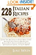 228 Italian Recipes