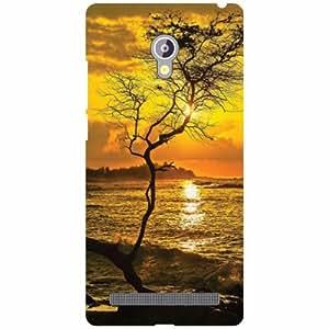Asus Zenfone 6 A601CG Back Cover - Wao Designer Cases