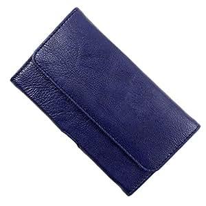 Dooda PU Leather Flip Pouch Case For Panasonic Eluga U