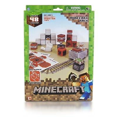 Minecraft Papercraft Set from Minecraft
