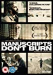 Manuscripts Don't Burn [DVD]