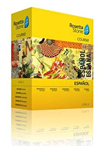 Rosetta Stone Spanish (Spain) Level 1 (PC/Mac)