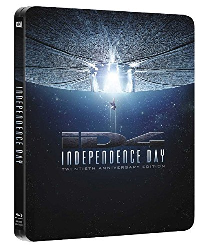 Independence Day (Ltd Steelbook) (2 Blu-Ray)