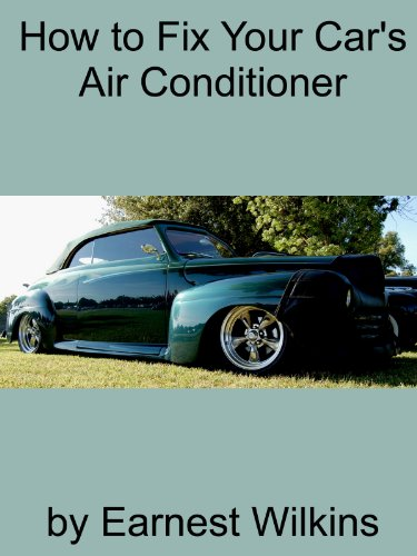 How to Fix Your Car's Air Conditioner PDF