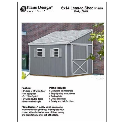 how to build a small lean to shed.