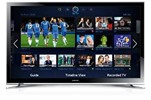 Samsung UE32F4500 32-inch Widescreen HD Ready Slim Smart LED TV with Built-In Wi-Fi