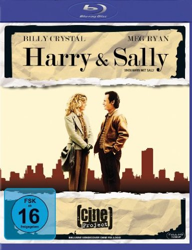 Harry und Sally - Cine Project [Blu-ray]