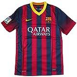 Nike(ナイキ) 2013-14 FCバルセロナ ホーム半袖 ユニフォーム 532822-413 (インポートM)
