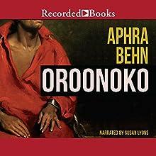 Oroonoko Audiobook by Aphra Behn Narrated by Susan Lyons