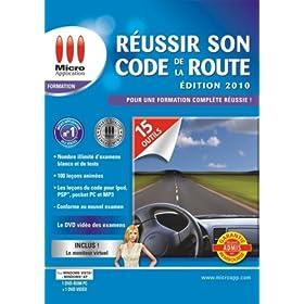 Reussir son code de la route 2010