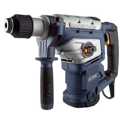 GMC MRHD1500CF 1500 w Rotary Hammer Drill with Magnesium and Carbon Fibre