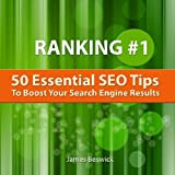img - for Ranking Number One: 50 Essential SEO Tips To Boost Your Search Engine Rankings book / textbook / text book