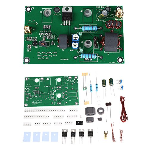 KKmoon-45W-SSB-AM-Linear-Power-Amplificateur-CW-FM-Power-Verstrker-HF-Radio-Transceiver-Kurzwellen-DIY-Kit-Signalverstrkung