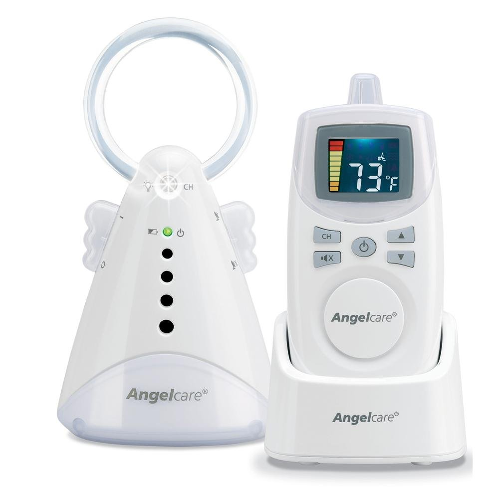Angelcare AC420 Sound Monitor Review