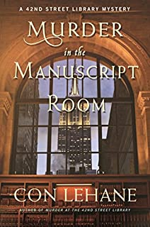 Book Cover: MURDER IN THE MANUSCRIPT ROOM
