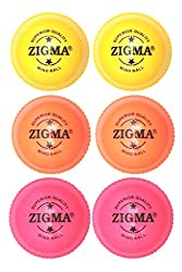 ZIGMA Cricket WindBall Pack of 6