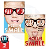 Holly Smale Holly Smale Geek Girl Collection 2 Books Set, (Model Misfit (Geek Girl, Book 2) & Geek Girl)