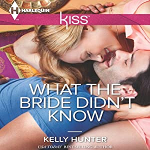 What the Bride Didn't Know Audiobook