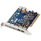 ロジテック IEEE1394&USB 2.0 I/Fボード LHA-FU2V