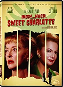 Hush Hush Sweet Charlotte [Import USA Zone 1]