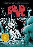 img - for Bone: The Complete Cartoon Epic in One Volume book / textbook / text book