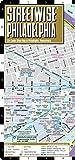 Streetwise Philadelphia Map - Laminated City Center Street Map of Philadelphia, PA - Folding pocket size travel map with Septa metro map, bus map