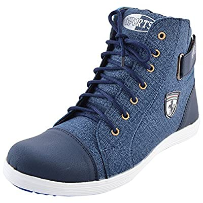 Essence Men's Blue Casual Shoe-amz703_$p