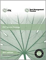 ITIL Service Strategy 2011 Edition Front Cover