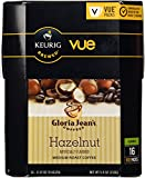 Keurig Gloria Jean's Coffee Hazelnut Vue Pack - 16 Count 0.33 oz
