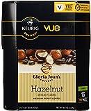 Keurig Gloria Jean's Coffee Hazelnut Vue Pack - 16 Count 0.33 oz