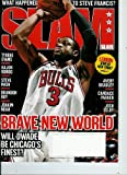 img - for Slam Magazine August No 140 Vol. 17 No. 7 * The Roster * The Big One * The Killer * One Crazy Summer * Rebirth * World wide Wes * book / textbook / text book