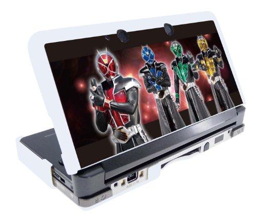 NINTENDO 3DS専用 仮面ライダーウィザード カスタムハードカバー オールスタイル ver