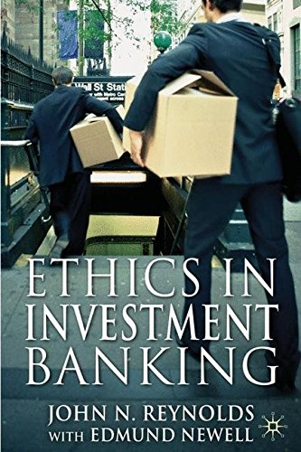 Ethics in Investment Banking