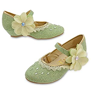Disney Tiana Costume Shoes Kids 9/10